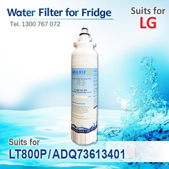 lg refrigerator water filter adq73613401. lg genuine lg refrigerator water filter adq73613401
