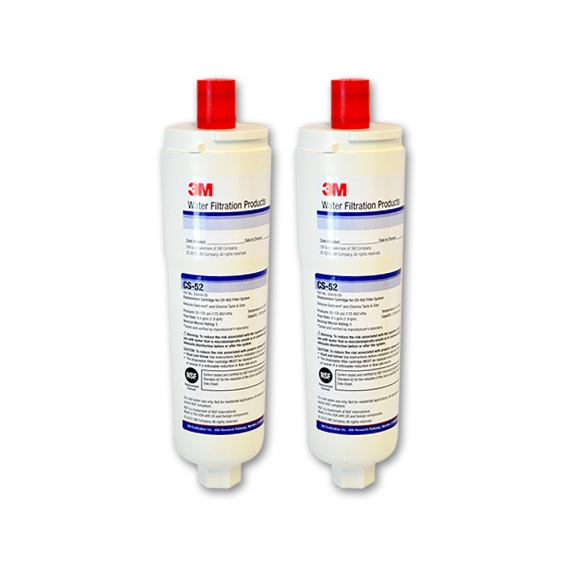 2 Pack of  Bosch  CS-52 Genuine Filter
