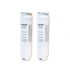 2x 740570 /644845 9000-077104 UltraClarity Fridge Filter for Bosch