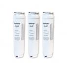 3x Genuine Bosch 9000-077104 644845 UltraClarity Fridge Filter