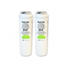 2x MAYTAG AMANA UKF8001AXX Fridge Water Filter GENUINE Model