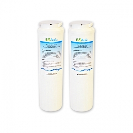 2x Maytag Water Filter Replacement Generic EFF-6007A UKF8001