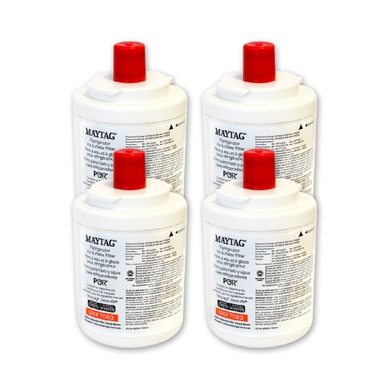 4x Maytag Fridge Filter UKF7003AXX Genuine Product