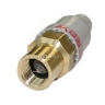 "350kPa 1/2"" BSP brass inlet / plastic with 1/4"" JG outlet port"