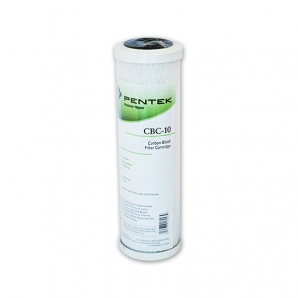 Pentek CBC-10 Giardia Cyst Reduction Water Filter 0.5 Micron with AP110 replacement