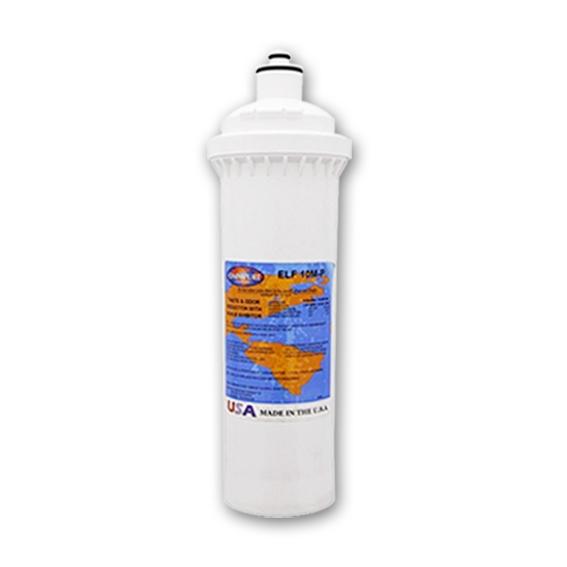 """Omnipure ELF Carbon Block with Phosphate 12.7"""" ELF-10M-P"""
