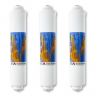 3x Omnipure K2533JJ Inline Water Filter with Quick-Connect