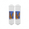 2x K5520-BB Omnipure Carbon Block Inline Filter
