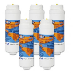 5x Omnipure Q5405 Q-Series Sediment Water filter