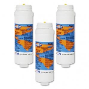 3x Omnipure Q5405 Q-Series Sediment Water filter