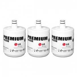3x LG Genuine Fridge Water Filter Premium 5231JA2002A LT500P