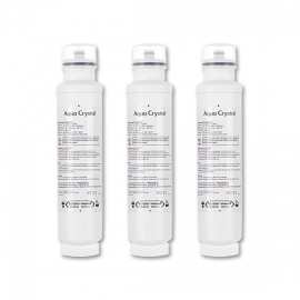 3x Daewoo DW2042FR-09 Replacement Fridge Filter Cartridge