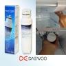 5x Daewoo DW2042FR-09 Replacement Fridge Filter Cartridge
