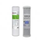 Billi  Replacement Water Filter Set 990202 alternative model 2pack  set for under sink