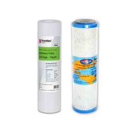 Billi Replacement Water Filter Set 990202 alternative model 2 set undersink