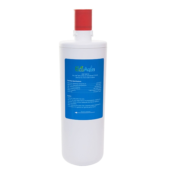 Insinkerator (ISE) F701R compatible replacement water filter HOT /Cold water