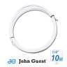 "Back To Listing John Guest 1/4"" Tubing High Pressure White 1 Metre"
