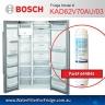 Bosch 644845 UltraClarity Fridge Water Filter suit 9000-077104