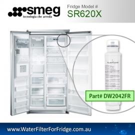 Smeg Fridge filters  DW2042FR  FOR SR620X