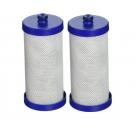 2x WF1CB / RG-100/ 1438545 / 218904501 WFCB Refrig. Filter Frigidaire Kenmore (Genuine Product)