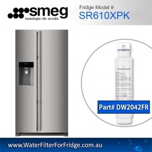 Smeg Fridge filters DW2042FR FOR SR610XPK