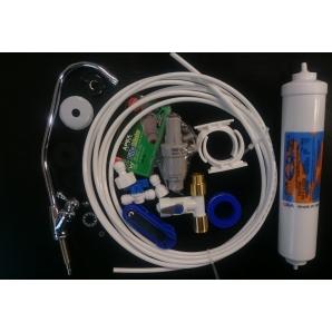 Aqua Blue  H20 home Filter Tap UnderSink Water System