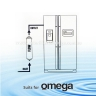 DA2010CB Suit for Omega Fridge Filter