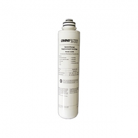 OmniFilter 1100R QC10-CBRR Genuine Replacement Undersink Water Filter