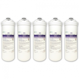 5X ZIP Industries 5 Mic 3 Stage Action Water Filter 150MM 28002
