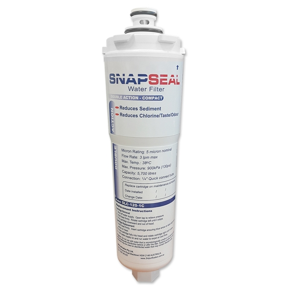 Snapseal 3M Cuno SLC-120-1C Clearwater QPS05 QVS2000D - Stage 1