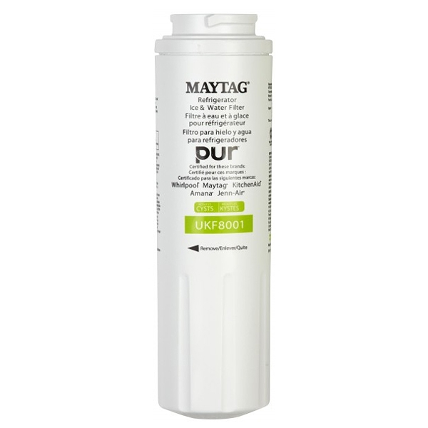 68323f1b410 Maytag UKF8001AXX Genuine Fridge Filter - Maytag UKF8001 PuriClean ...