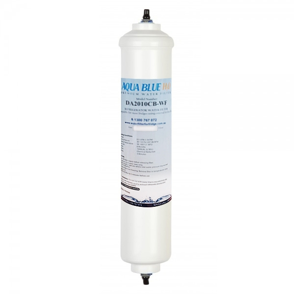 General Electric GE Fridge External Inline Water Filter DA2010CB