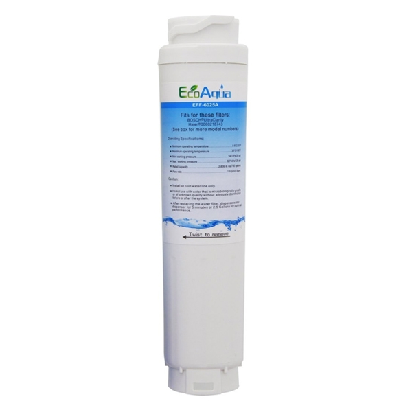 Bosch UltraClarity Fridge Filter Replacement Filter EFF-6025A 644845