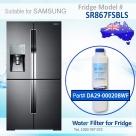 DA29-00020A/B  Replacement  Fridge Filters for Samsung by Aqua Blue
