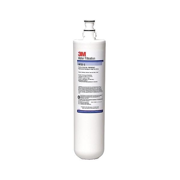 3M Aquapure  High IFlow Cartridge 5.7Liters Per minute Residential  Filter 1Micron HF25