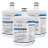BUY*3  ECO AQUA EFF-6005A LG Generic Water Filter Replacing 5231JA2002A, LT500P
