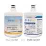 BUY*3  ECO AQUA EFF-6005A LG Generic Water Filter Replacing 5231JA2002A, LT500P
