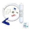 Electrolux/Westinghouse Genuine External Filter Hose Kit 15M 1450970