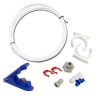 Bosch, Daewoo-Simens Genuine DD-7098, DD7098 497818 Fridge Water Filter Hose(15M) Kit