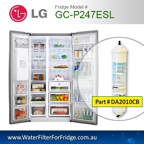 LG External Fridge Filter for GC-P247ESL Filter