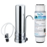3M Aqua Pure Plus AP117 Set  5 Mic  with  Chrome Countertop Drinking Water Filter System