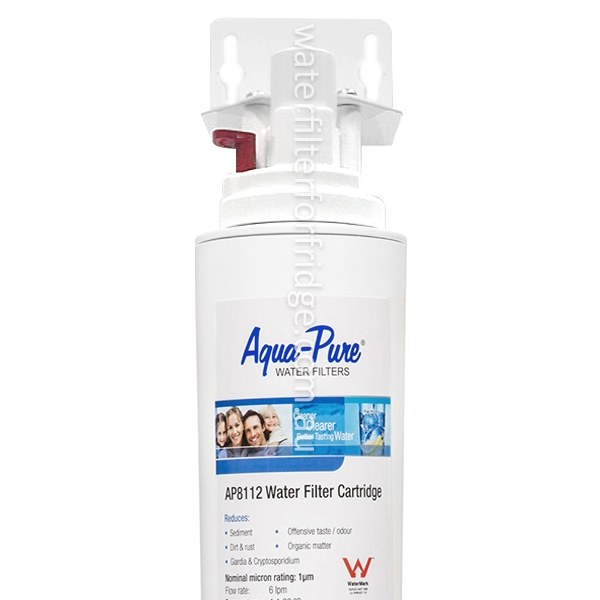 3M Aqua-Pure AP8112 Water Filter Cartridge with Head AK200074404
