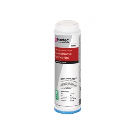 Puretec FL051 Fluoride Reduction Water Filter Cartridge 2.5 x 10 inch 5 Micron