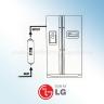 LG EXTERNAL FRIDGE FILTER FOR GC-L197NIS IN LINE PREMIUM FILTER