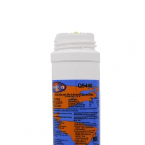 Genuine Omnipure Q5440 Q-Series Coconut GAC Water Filter