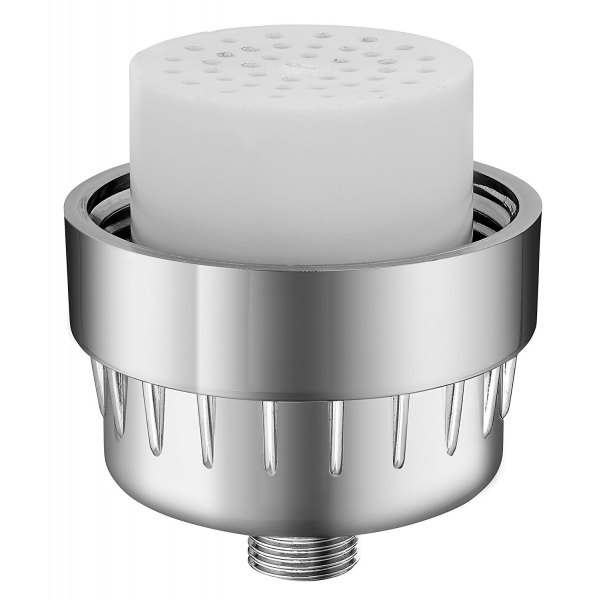 AQUA BLUE H20 HIGH OUTPUT LUXURY 3 STAGE SHOWER FILTER ...