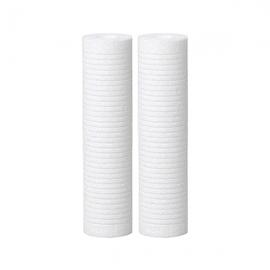 "Aqua-Pure AP110-FS110  Wholehouse Sediment Water Filter Twin Pack 10"""