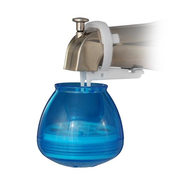 sprite usa original bath water filter transparent blue bb