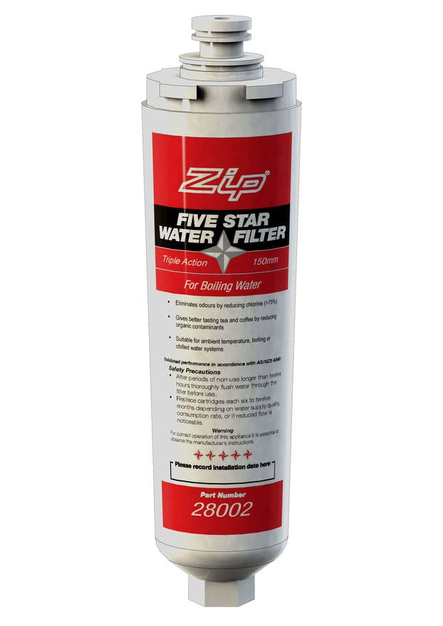 Zip 28002 5 Micron Triple Action Filter Cartridge Genuine Zip Filter