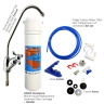 Q5605 Omnipure Whole House Sediment Filter Cartridge with Header, Hose Kit and Faucet